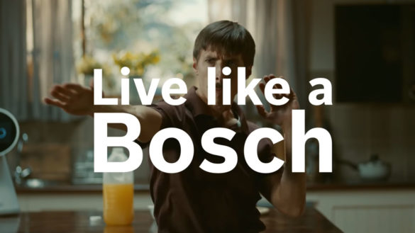 Video: The Internet of Things presents – #LikeABosch